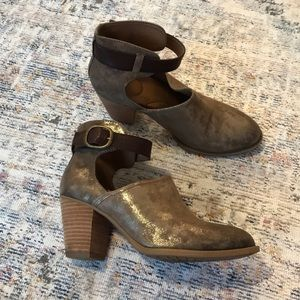 Sofft brand sparkle booties